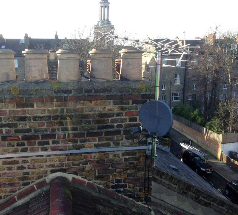 Sky, Freesat and European Satellite Installation Gallery Image 2