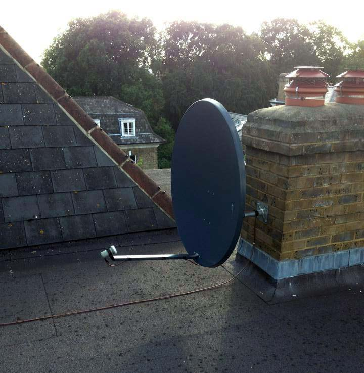 Sky, Freesat and European Satellite Installation Gallery Image 3