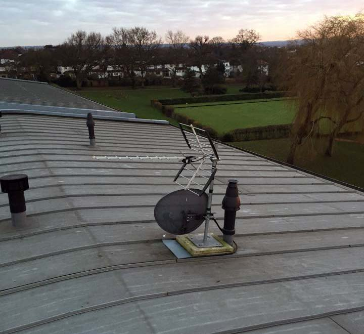 Sky, Freesat and European Satellite Installation Gallery Image 4