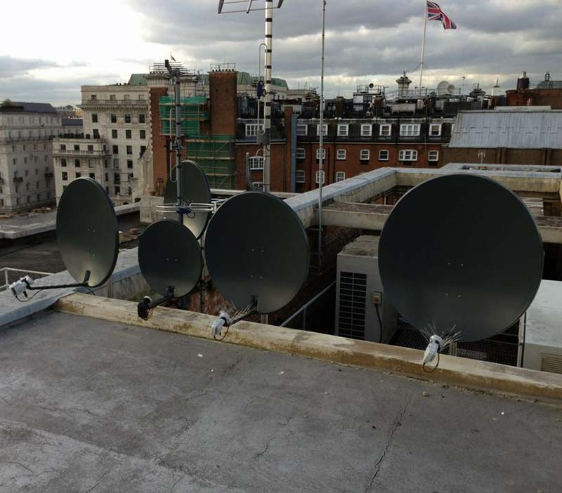 Sky, Freesat and European Satellite Installation Gallery Image 5