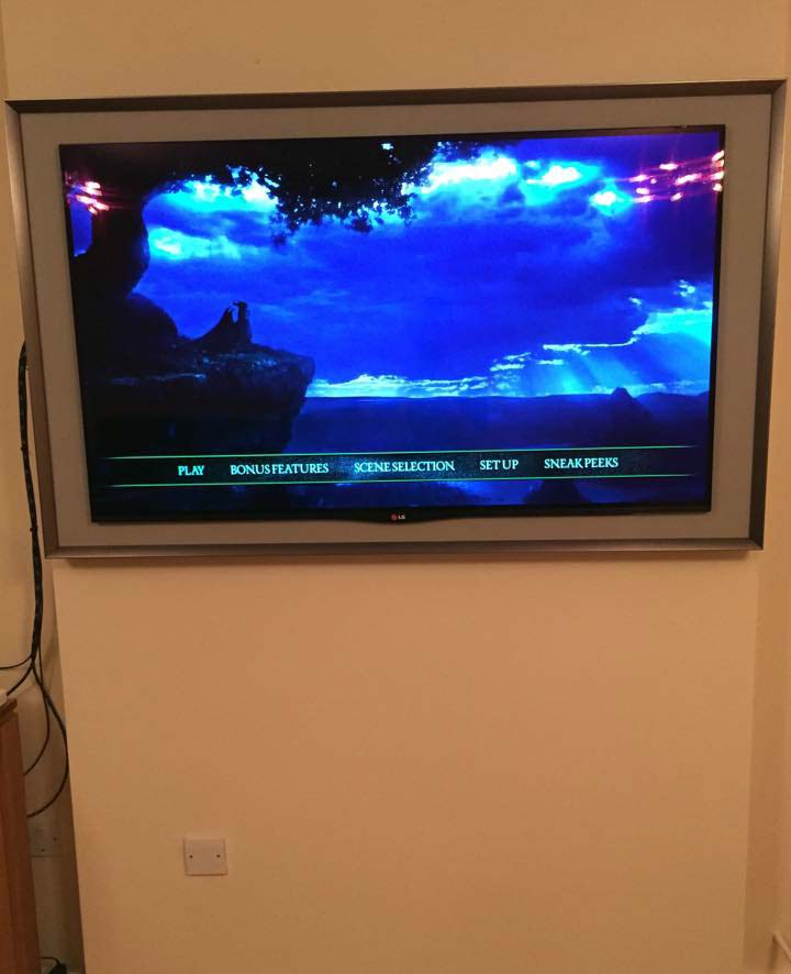 TV Wall Mounting and Installations Gallery Image 11