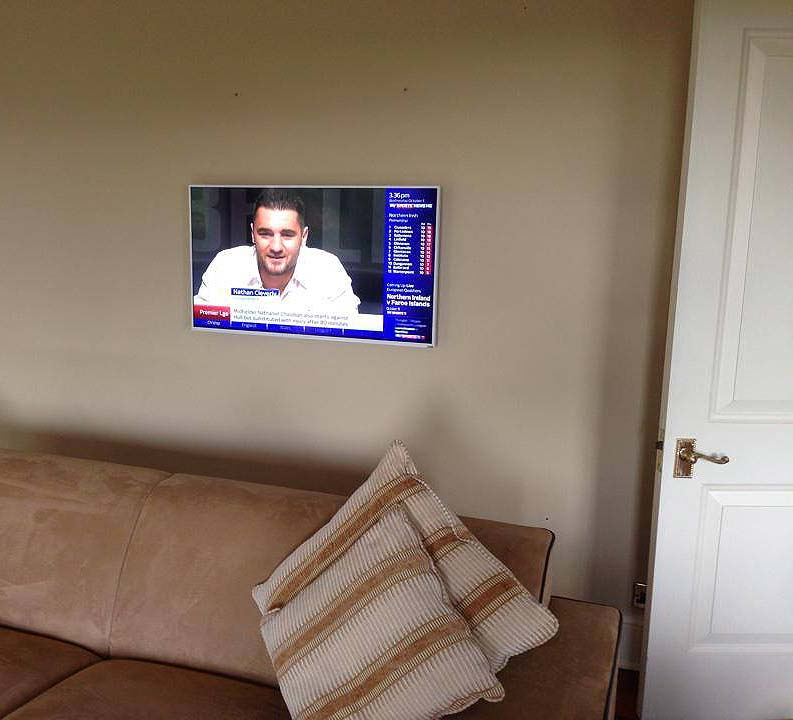 TV Wall Mounting and Installations Gallery Image 12
