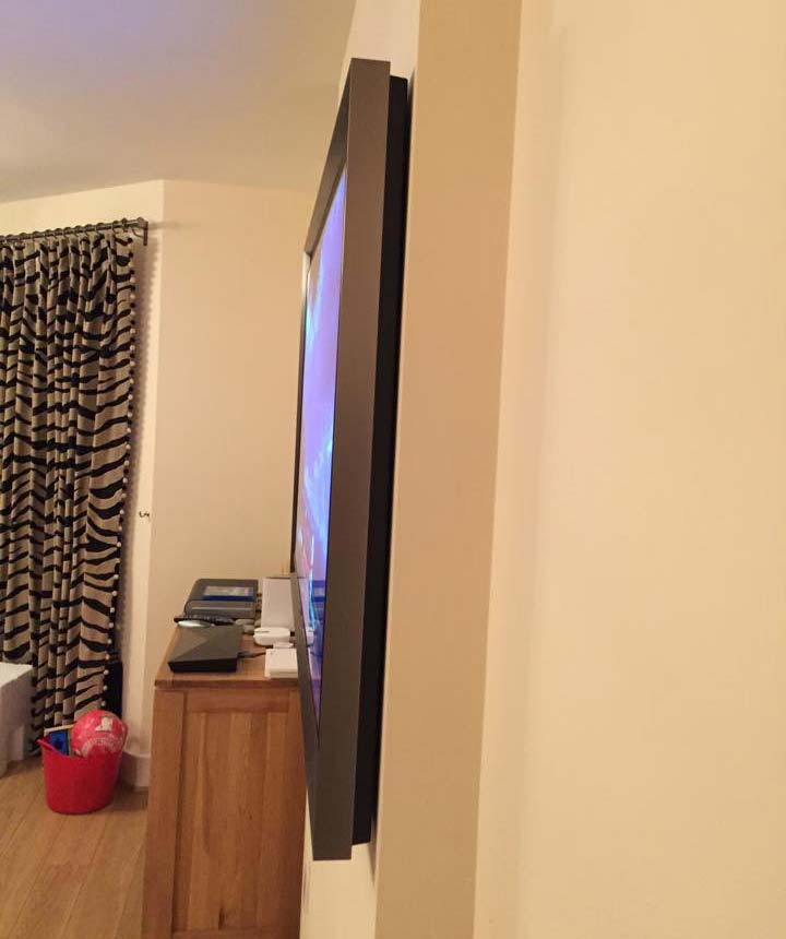 TV Wall Mounting and Installations Gallery Image 14