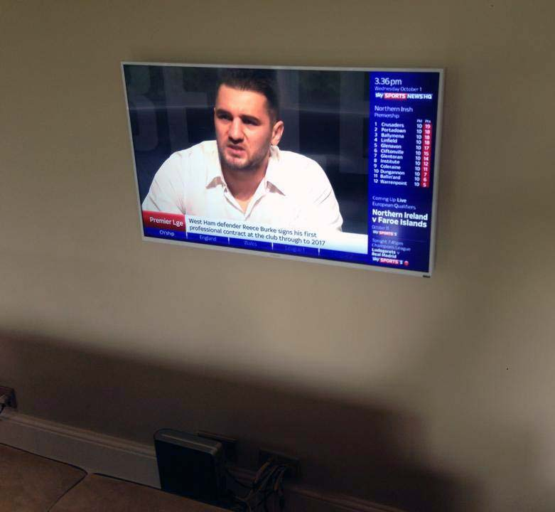 TV Wall Mounting and Installations Gallery Image 17