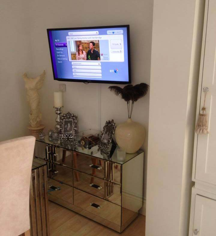TV Wall Mounting and Installations Gallery Image 19