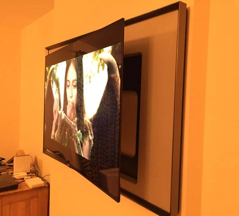 TV Wall Mounting and Installations Gallery Image 2