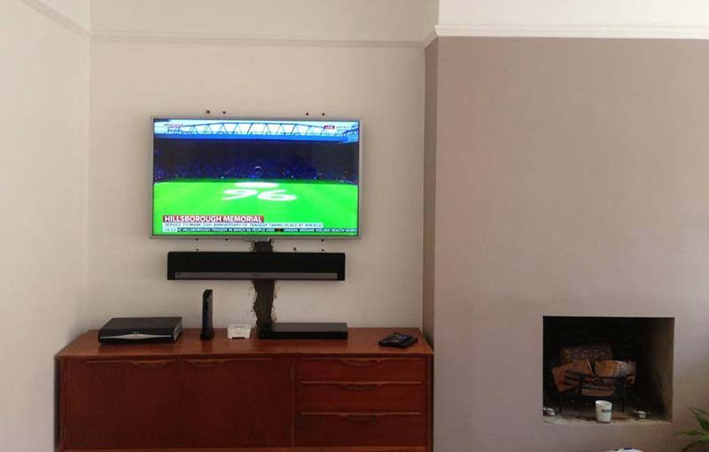 TV Wall Mounting and Installations Gallery Image 20