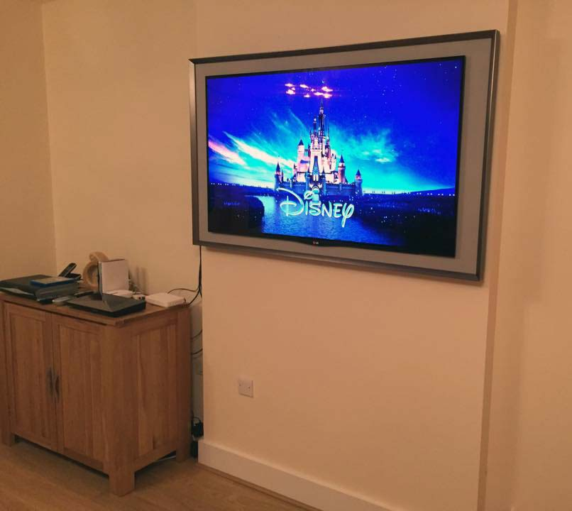 TV Wall Mounting and Installations Gallery Image 4