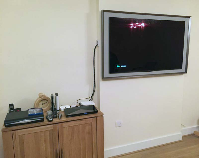 TV Wall Mounting and Installations Gallery Image 5